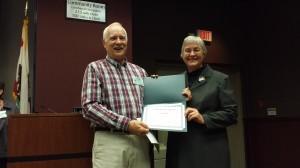 Len-Newsletter Award